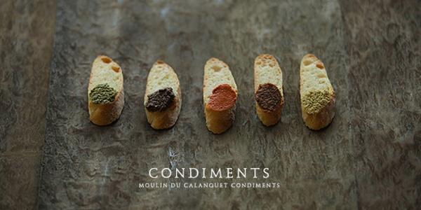 CONDIMENTS-調味料